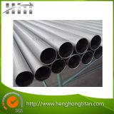 Tubo di titanio di ASTM B338 Gr9 per lo scambiatore di calore