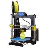 Высокая эффективность и печатная машина Reprap Prusa I3 3D качества для ABS PLA