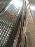 Galvalumeの波形の金属の屋根ふきシートか波形の電流を通された鋼板