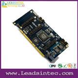 Sensor leve encaixado no conjunto da placa de circuito impresso