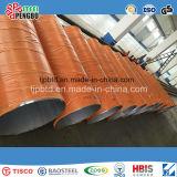 Nahtloses rostfreies quadratisches Stahlrohr Ss304 316