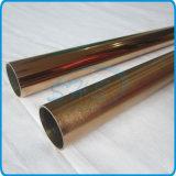 Pipes rondes d'acier inoxydable pour la décoration