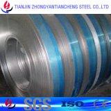 tira do aço 301 304 316L inoxidável na superfície 2b no estoque da tira do aço inoxidável