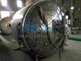 De sanitaire Vloeibare Detergent Tanks van de Opslag met het Platform van de Verrichting (ace-CG-V7)