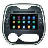 Android radio de coche de video para Renault Captur
