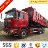 Shacman 6X4 50t 수용량 420HP 덤프 팁 주는 사람 트럭