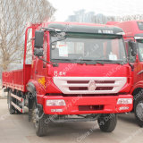 Camion- léger jaune neuf de camion à benne basculante de Sinotruk 4X2 10ton de fleuve de la Chine