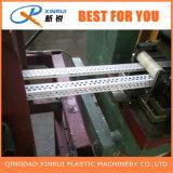 Extrusora plástica do grânulo de canto do PVC que faz a maquinaria