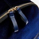 De Schooltas van Pu van de Vrouwen van de manier doet Rugzak (XR0501) in zakken