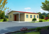 Prefabricated Steel Structure House 또는 Workshop Building