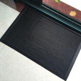 Stuoie di portello di gomma riprese riciclate naturali del pavimento dell'entrata benvenuta dell'interno esterna di gomma del pneumatico di punta della barretta