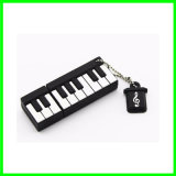 USB Pendrive do piano do disco instantâneo do USB do silicone