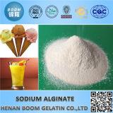 Alginate do sódio da classe de matéria têxtil usado na impressão