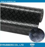 Противостатический резиновый лист, резиновый настил, половой коврик резины мастерской