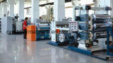 Belüftung-Rohr/Plastikschlauch-einzelne Schrauben-Plastikextruder/konischer Doppelschraubenzieher