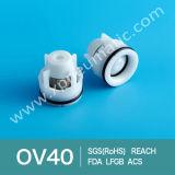 Válvula de verificación no de vuelta del cartucho del plástico para el rociador Ov40