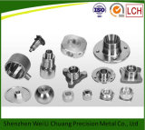 CNC Machining Workshop Machining Metal Parts таможни с Chrome Plating