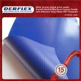 고강도를 가진 유연한 PVC 천막 방수포 화포