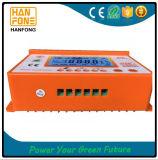 De intelligente 50A Regelgever van de Batterij van het Controlemechanisme 12V24V van de Last van het Zonnepaneel van PWM