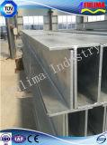 Acero estructural de la viga de T para la construcción del almacén (FLM-HT-044)