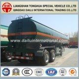 Caminhão-tanque de 2 eixos com óleo completo Semi-reboque para o mercado da África