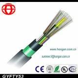 Câble de fibre optique avec le porteur central de FRP dans le prix bas