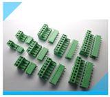 Eléctrico enchufable 5.0 5.08 Bloque de terminales de PCB