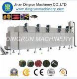 Máquina de extrusão de alimentação de peixes de grande capacidade de aço inoxidável