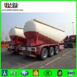 Chinese tri-Assen 45cbm van de Fabrikant de Bulk Semi Aanhangwagen van de Vrachtwagen van de Tanker van het Cement