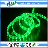 Luz de tira al aire libre del alto voltaje SMD3528 LED de la decoración del día de fiesta