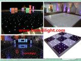 decoración al aire libre LED de suelo de los 60cm*60cm de la lámpara del partido ligero iluminado teledirigido del disco LED Dance Floor