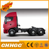 Saic Iveco Hongyan 290HP 4X2のユーロ4のポートのトラックヘッド/Trailerヘッド/Tractorのトラック