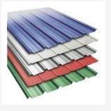 Hoja del material para techos de la forma de Dimentional del laminado del azul del mar