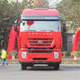 Hongyan Genlyonのトレーラートラック6X4の頑丈なトラクターヘッド