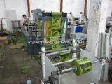 Full Auto-Hundepoop-Beutel in der Rolle, die Maschine mit Papierkern herstellt