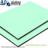 Utilisation composée en aluminium de panneau de couleur légère pour le panneau UV d'impression de Digtal