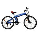 Bici eléctrica plegable vendedora caliente 2016 con 7-Speed Derailleur (OKM-1328)