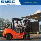 Nueva carretilla elevadora del LPG de la gasolina 3t de China Snsc