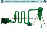Воздушные потоки Sawdust Pipe Dryer Китая 300-1300kgs/H