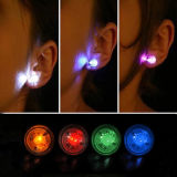 크리스마스 Ceremoney를 위한 도매 다이아몬드 모양 놀 LED 귀걸이