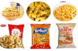Enroulements de maïs de Cheetos Nik Naks Kurkures faisant la machine