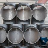 Soudure adaptant l'acier inoxydable réduisant/té égal