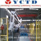 カートン(YCTD-YCMD40)のための自動低い機械Palletizer