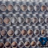 Het Verminderen van het Roestvrij staal van de Montage van het lassen/Gelijk T-stuk