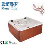 BALNEARIO al aire libre de las tinas calientes del masaje del cuadrado de la alta calidad de Monalisa