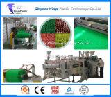 Künstliche Gras-Plastikmatte, die Maschine mit 100% aufbereiteten LDPE-Materialien herstellt
