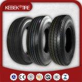 Venda por atacado diagonal de nylon do pneu do caminhão do teste padrão do reforço/talão