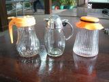 Стеклянные бутылки для Condiment, соли, специи, опарника хранения, контейнера Condiment