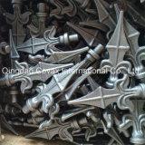 装飾的な柵ポイントMJ。 052錬鉄のやり