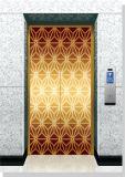 ミラーが付いているFujizyの乗客の上昇のエレベーターはステンレス鋼をエッチングした